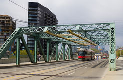 Toronto Bridge Royalty Free Stock Images