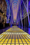 Toronto Brookfield Place Christmas Lights Royalty Free Stock Images
