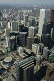 Toronto budynków Zdjęcia Stock