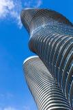 Toronto, CANADÁ - 21 de novembro de 2018: Torres gêmeas do engodo absoluto foto de stock