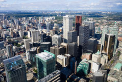 Toronto Canada stock photography