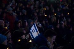 Free Toronto, Canada. 29th October, 2018: Toronto Jewish Community Vigil For Victims Of Pittsburgh Synagogue Massacre Stock Images - 158610694