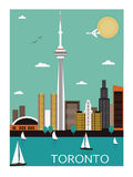 Toronto. Canada. Stock Photo