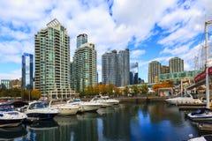 Toronto Canada stock afbeelding