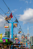 TORONTO, CANADA - AUGUST 17, 2014, Community event at The Ex, Ca Royalty Free Stock Photography