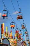 TORONTO, CANADA - AUGUST 17, 2014, Community event at The Ex, Ca Royalty Free Stock Image