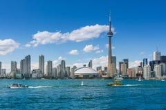 Toronto skyline Royalty Free Stock Image