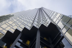 Toronto, Canada - January 27, 2016: Skyscrapers in Downtown Toronto, Financial district Royalty Free Stock Photos