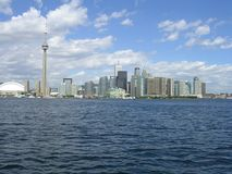 Toronto Canada in 2007 : North America. Toronto view in year 2007 on a clear day! Exceptional, Beauty royalty free stock image
