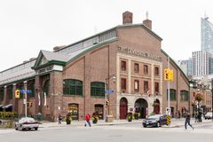 St Lawrence Market in Toronto, Canada Royalty Free Stock Photography