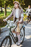 Toronto, Canada - September 20, 2014: Tweed Ride Stock Photos