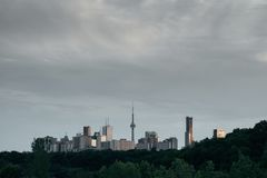 Toronto, Canada skyline Stock Photos