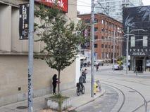 McCaul Street, Toronto, Canada Stock Photo