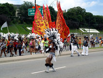 Toronto Caribana parade Royalty Free Stock Photography