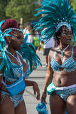 Toronto Caribbean Carnival 2015 E. Caribana, now known as The Scotiabank Toronto Caribbean Carnival, a celebration of Caribbean culture and traditions held Stock Images