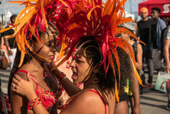 Toronto Caribbean Carnival 2015 O Royalty Free Stock Photos