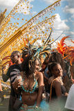 Toronto Caribbean Carnival 2015 P. Caribana, now known as The Scotiabank Toronto Caribbean Carnival, a celebration of Caribbean culture and traditions held Stock Photos