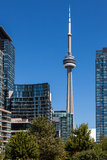 Toronto city centre Stock Photo