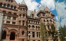 Toronto City Hall Royalty Free Stock Photo