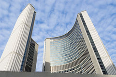 Toronto City Hall Building Royalty Free Stock Photos