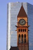 Toronto - City Hall Clock Tower Stock Image