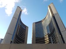 Toronto City Hall Royalty Free Stock Photos