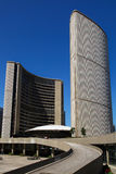 Toronto City Hall. Nathan Philips Square, Toronto Stock Photography