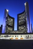 Toronto City Hall royalty free stock photography
