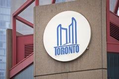 Toronto City Logo Stock Photography