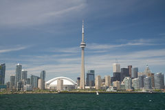Toronto City Skyline Royalty Free Stock Photo