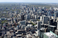 Toronto cityscape Royalty Free Stock Images