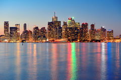 Toronto cityscape Stock Photo