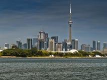 Toronto CN-torn Royaltyfri Bild