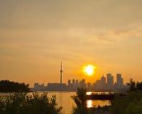 Toronto cn tower Royalty Free Stock Photos