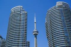 Toronto CN Tower,Canada Stock Photo