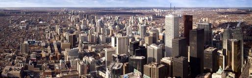 Toronto céntrico Foto de archivo libre de regalías