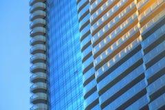 Toronto Condominium in a trendy district royalty free stock photo