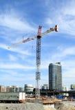 Toronto Construction Area Stock Photo