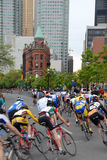 Toronto Criterium Bike Race Stock Photos