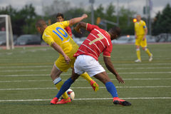 Toronto Croatia vs. Toronto Atomic FC Stock Image