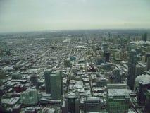 Toronto dal cielo Immagine Stock Libera da Diritti