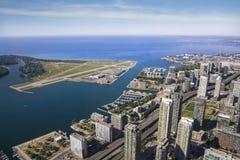 Toronto de taille Photo libre de droits