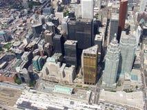 Toronto del centro 2 Immagine Stock Libera da Diritti