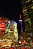 Toronto del centro Immagini Stock