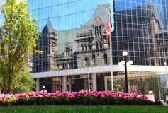 Toronto - del centro Immagini Stock Libere da Diritti