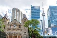 Toronto detaljer Royaltyfria Bilder