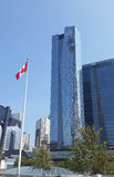 Toronto downtown buildings. Stock Photography
