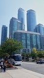 Toronto downtown buildings. Stock Photo