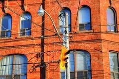 Toronto downtown buildings stock photos