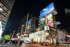 Toronto downtown Stock Photography